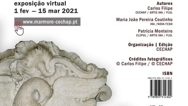 """Exposição virtual """"ARS MARMORIS"""" disponível a partir de amanhã"""