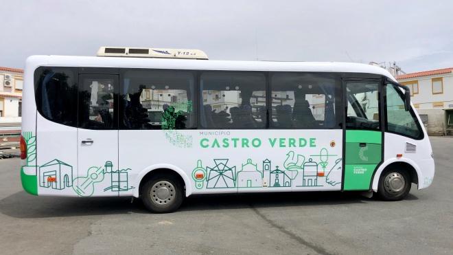 """Castro Verde: Câmara assegura transporte de munícipes """"a título gratuito"""""""