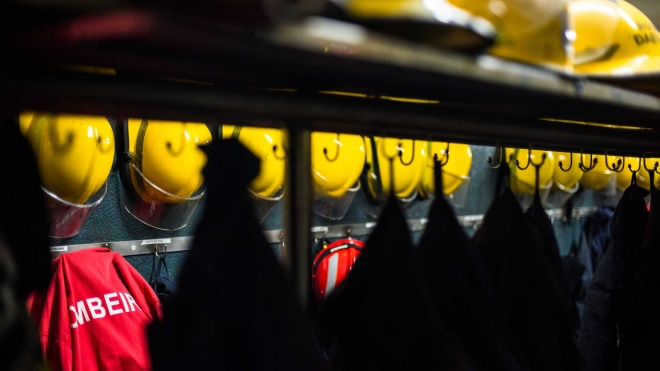 Covid-19: Equipa Especializada dos Bombeiros Voluntários de Beja reforça resposta