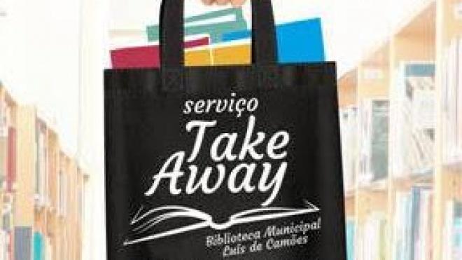 Alvito implementa serviço de takeaway na biblioteca municipal