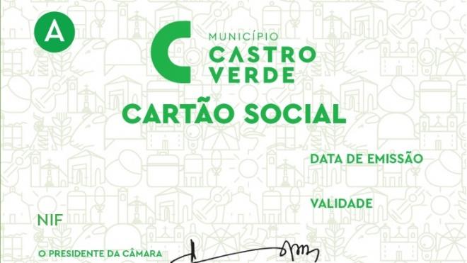 Castro Verde investe na área social