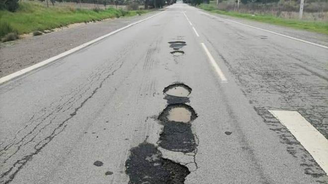 EN260: Serpa, Vila Verde de Ficalho, Vila Nova de S. Bento e Vale de Vargo reivindicam intervenção urgente