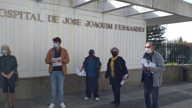 """PCP: regista """"ausência de respostas da Câmara de Beja sobre reforço do SNS"""""""