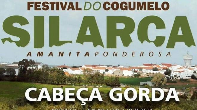 Cabeça Gorda: Silarca Festival do Cogumelo 2021 dias 5, 6 e 7 de março em formato digital
