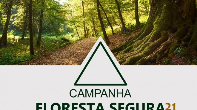 GNR: Campanha Floresta Segura 2021