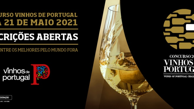 Concurso de Vinhos de Portugal 2021 reagendado para maio