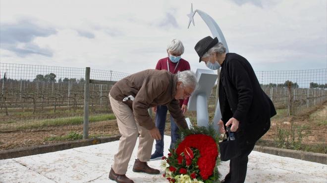 """PCP homenageia """"heróis caídos na luta"""": Catarina Eufémia foi homenageada hoje em Baleizão"""