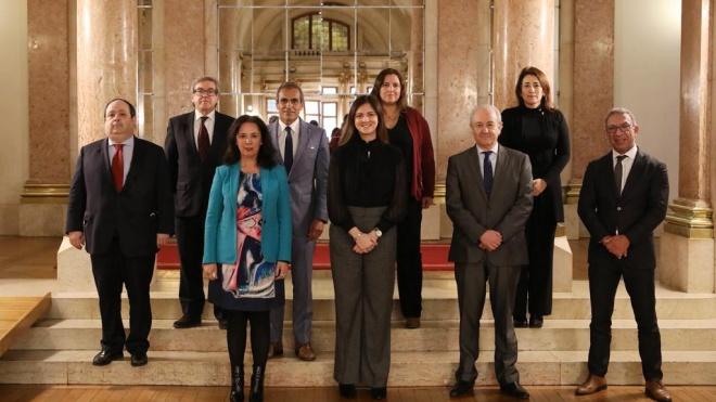 Pedro do Carmo representante de Portugal na União Interparlamentar