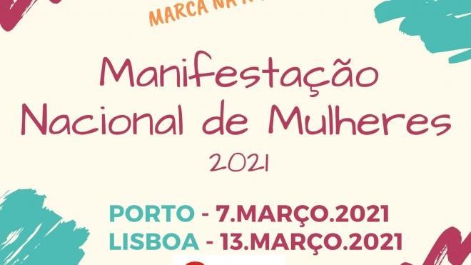 MDM: celebração do Dia Internacional da Mulher no Porto, Lisboa e Beja
