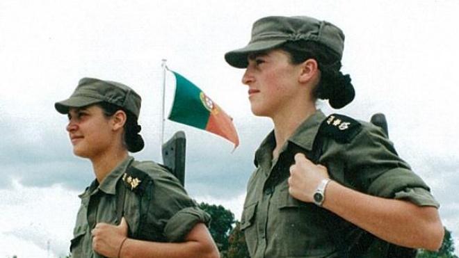 Mulheres na Defesa Nacional