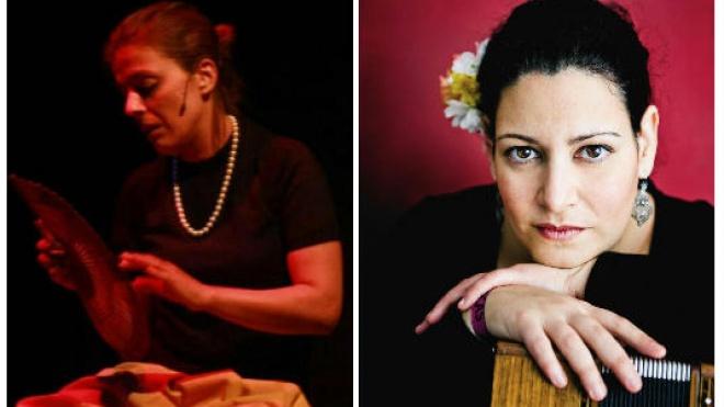 Teatro e música: Ana Ademar e Celina da Piedade são as mulheres em destaque hoje