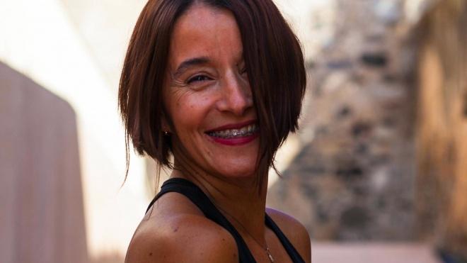 A mulher em destaque hoje é a professora Leopoldina Almeida
