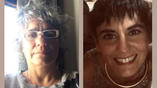 Ana Carla Gouveia e Micaela Mestre são agricultoras e as mulheres em destaque no dia de hoje