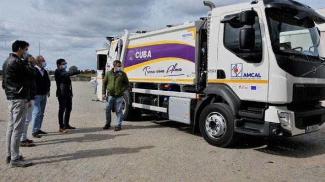 Cuba: Câmara adquire nova viatura de recolha de resíduos