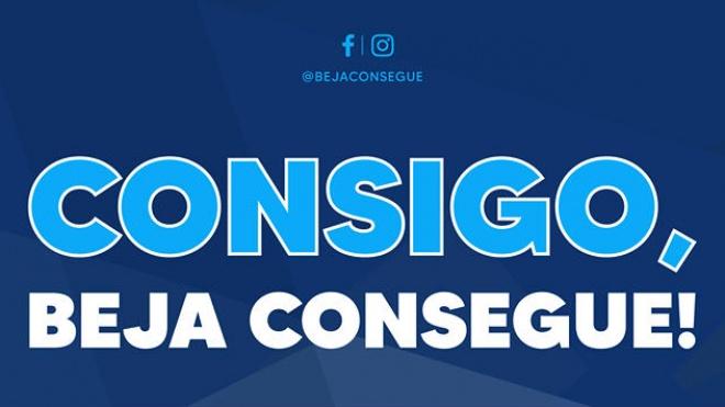 """""""Consigo Beja Consegue"""" é apresentado hoje nas redes sociais"""