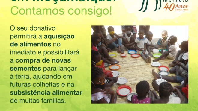"""APDM promove campanha """"Ajude-nos a semear esperança em Moçambique"""""""