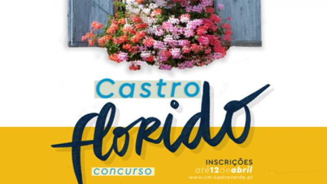 "Câmara Municipal promove concurso ""Castro Florido"" 2021"