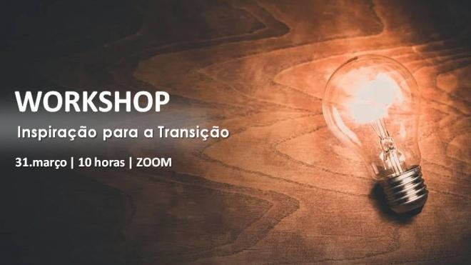 """ESDIME promove """"Workshop Inspiração para a Transição"""""""