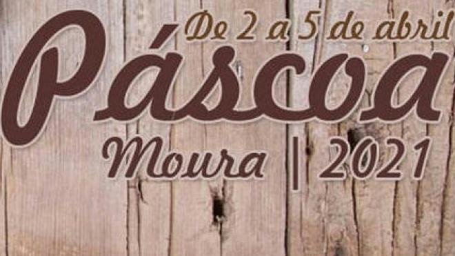Moura celebra Páscoa 2021 em modo digital