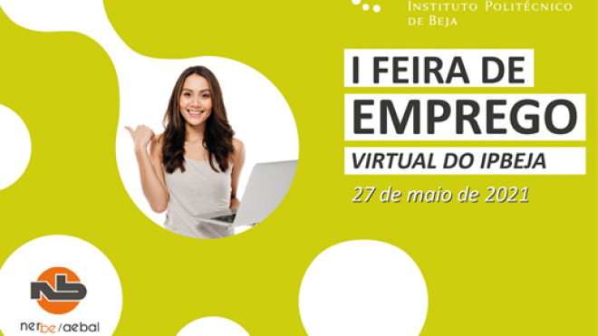 I Feira de Emprego Virtual do Instituto Politécnico de Beja