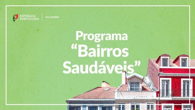 """Alvito é parceira do programa """"Bairros Saudáveis"""""""