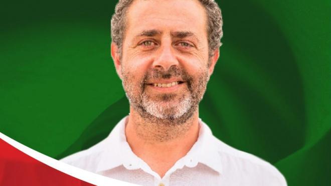Autárquicas 2021: David Soares é o cabeça de lista do PS à Câmara de Vidigueira