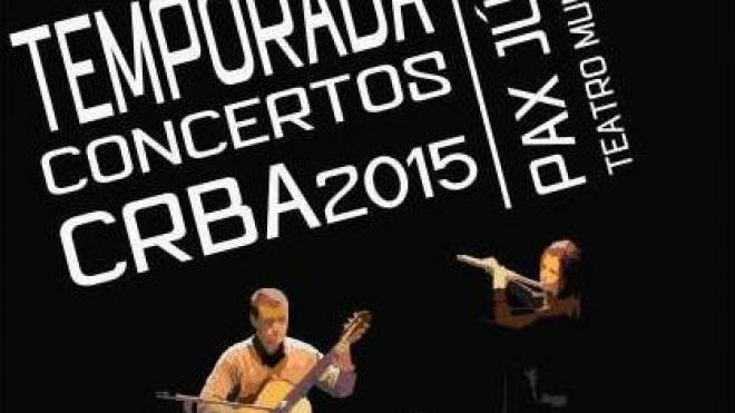 Temporada de concertos CRBA 2015