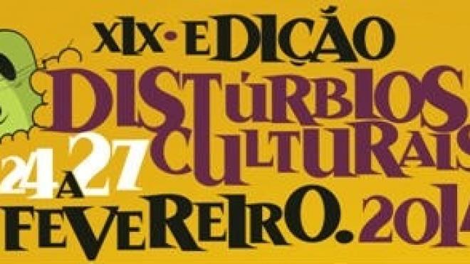 XIX Edição dos Distúrbios Culturais