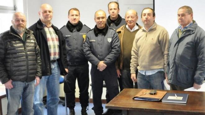 Novos Corpos Directivos da ANAP-Beja
