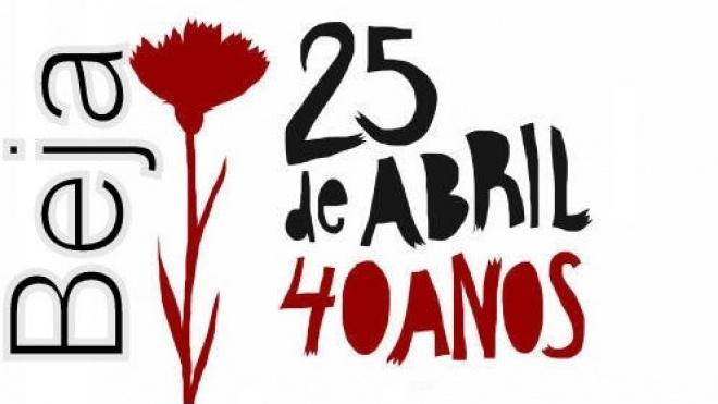 Comemorações dos 40 anos do 25 de Abril em Beja