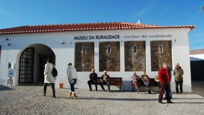 Museu de Entradas está a comemorar dois anos de actividade