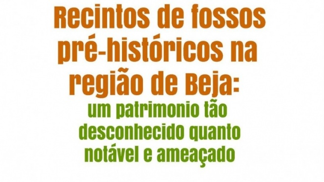 """Ciclo de conferências """"Grandes novidades da arqueologia da região de Beja"""""""