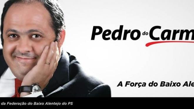 Pedro do Carmo é reeleito amanhã