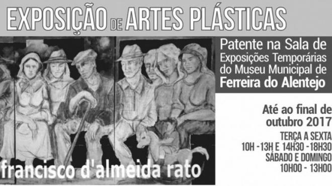 Museu de Ferreira do Alentejo apresenta Exposição de Artes Plásticas