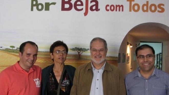 """""""Por Beja Com Todos"""" quer reforçar actividade desportiva no concelho"""