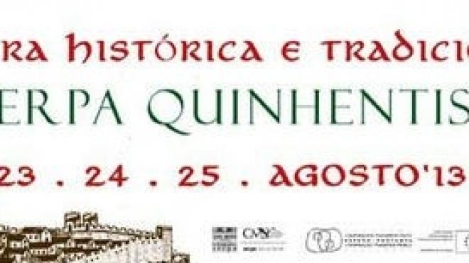 Feira Histórica e Tradicional de Serpa vai reviver época manuelina