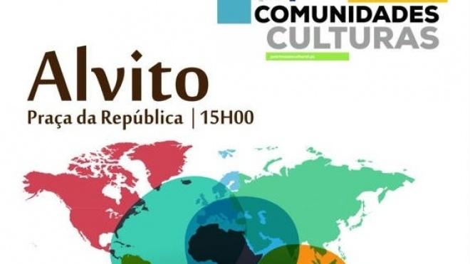 Alvito promove encontro multicultural