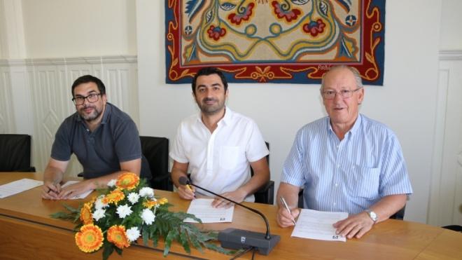 Autarquia de Serpa assina contrato colectivo de trabalho