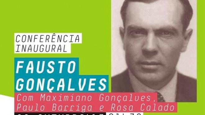 Conferência sobre Fausto Gonçalves em Beja