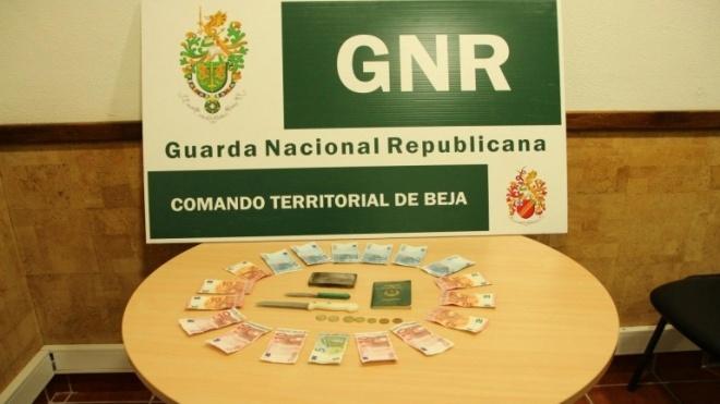 GNR deteve homem por posse de droga