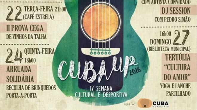 """IV Semana Desportiva e Cultural """"Cuba UP"""""""