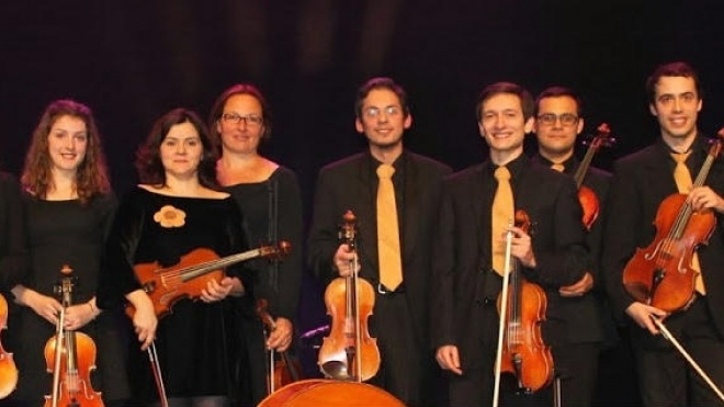 Concerto com ACODA - Orquestra do Alentejo no Pax Julia