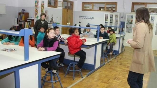"""""""Heróis da Água"""" regressam às escolas"""