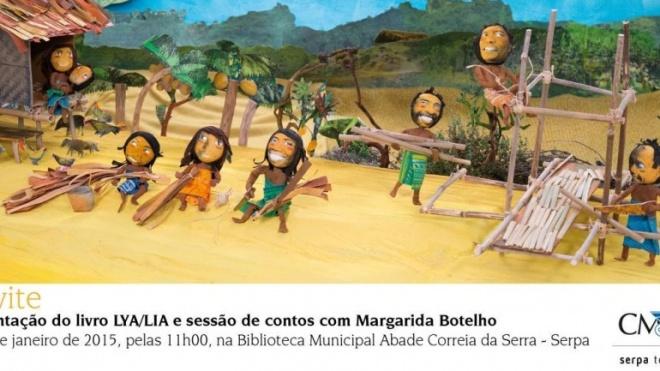 """Apresentação do livro """"LYA/LIA"""" em Serpa"""