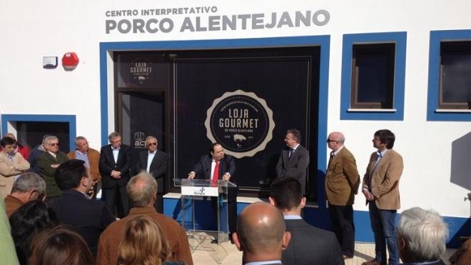 Inauguração do Centro Interpretativo do Porco Alentejano em Ourique