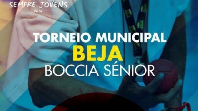 Torneio de Boccia Sénior em Beja