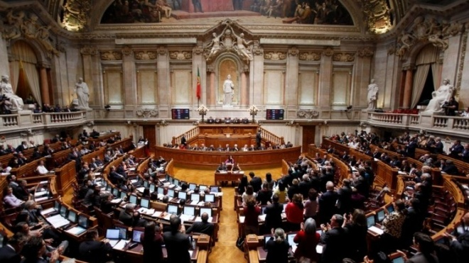 Idosos de Vidigueira visitam a Assembleia da República