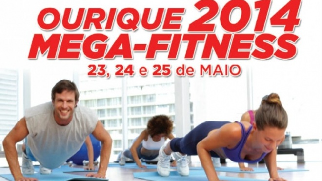 "Ourique \""Mega-Fitness 2014"""