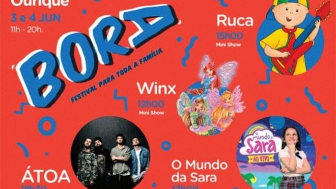 Festival Bora é já neste fim-de-semana em Ourique