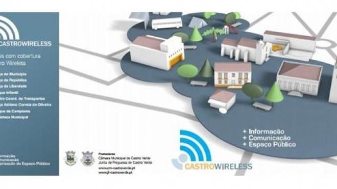 CastroWireless alargou área de cobertura